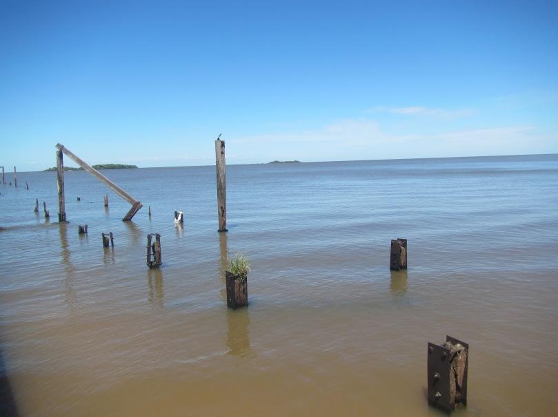 By the seaside in Uruguay