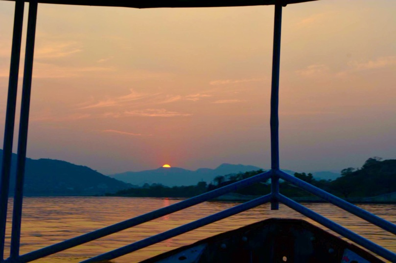 Udaipur sunset take 2